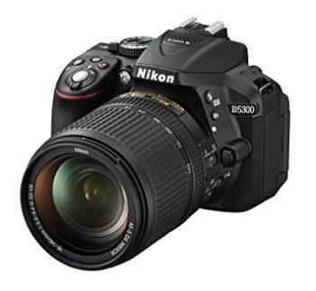 Fotocamera Reflex Nikon D5300 kit 18-140VR