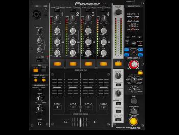 Mix Pioneer djm 750bk